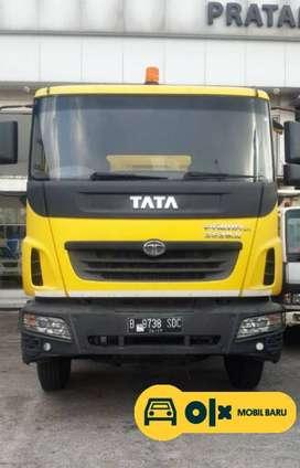 [Mobil Baru] TATA MOTORS Prima 2528 Dump Truck Volume Lebih Besar