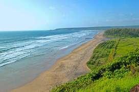 Sea view Plots for sale in Konkan Ganpati pule