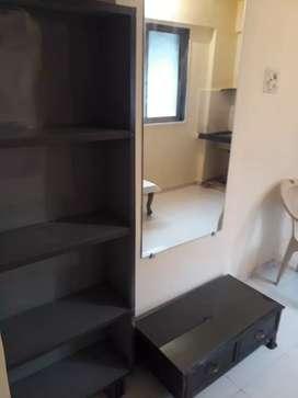 1RK furnished flat near Azad Nagar Metro Andheri W Mumbai