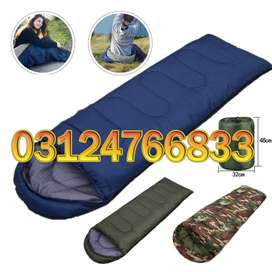 Sleeping Bag style is characterized by concrete floors, brick walls,