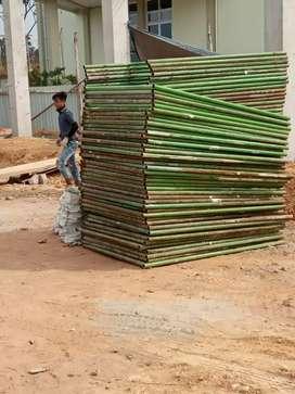 #130#scaffolding besi pipa support kapolding