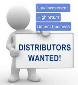 Distributors Wanted