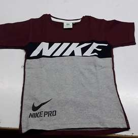 New type t shirts age 3 to 6 year's,size S,M,L