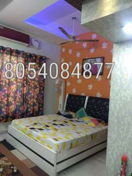 Newly built up fully furnished portion are