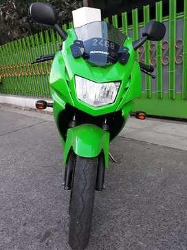 Kawasaki Ninja KRR 2014