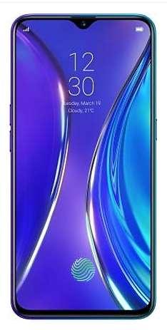 Realme XT (Pearl Blue, 64 GB) (4 GB RAM)