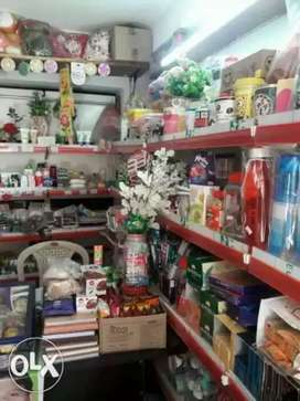 A Variety Shop is on urgent sale
