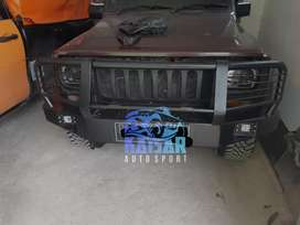 Bemper depan taft/tanduk/bumper/triton/hilux/ford/navara/DLL