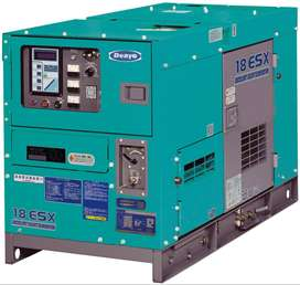 Denyo (Made in Japan) Diesel Generators 15KVA, 25KVA, 30KVA, 45KVA