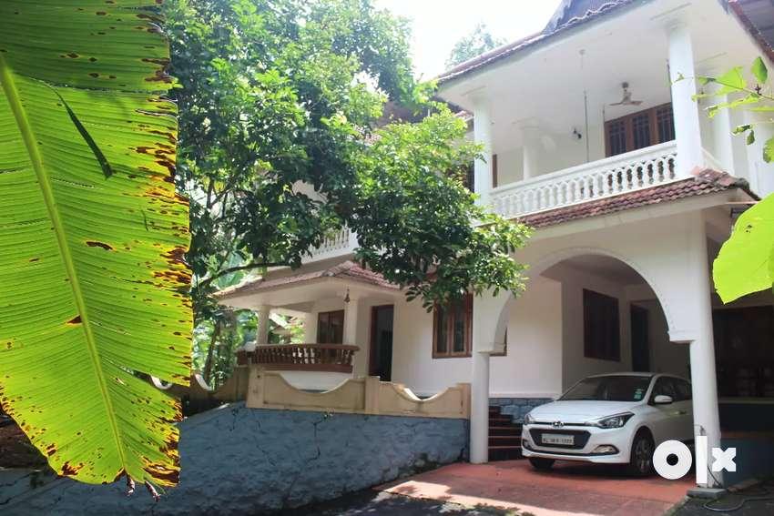 House and Land at thodupuzha 0