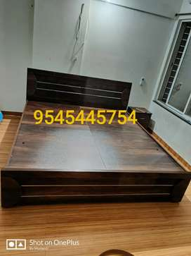 Brand New Queen Size Bed with Storage direct from The