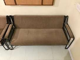 Sofa with 2 chair