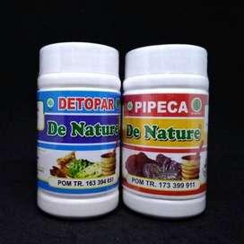 Obat Batuk Menahun Detoks Paru Paru De Nature Detopar Pipeca