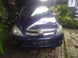 Jual Toyota innova type V 2004 istmw