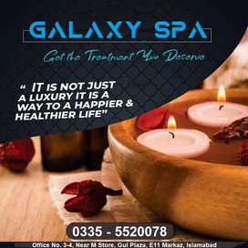 Galaxy Spa Center.