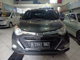 Daihatsu Sigra R 1.2 AT 2017 Good Condition