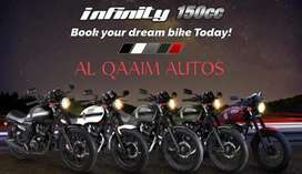HI SPEED INFINITY 150 2021 AL QAAIM AUTOS