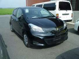 Toyota vitz 2012 (Corporate Automobile Pvt.Ltd)