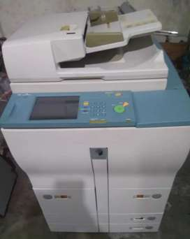 Promo paket hemat Mesin fotocopy all type (Ready & Siap kirim )