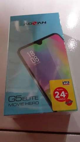JUAL MURAH ADVAN G5 LITE MOVIE MASIH SEGEL BARU ORIGINAL RAM 4/32GB