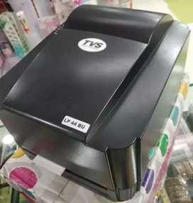 Tvs LP44bu barcode printer