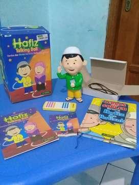 Preloved Mainan Edukasi Hafiz Doll Lengkap murah