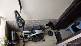 Aerofit multipurpose exercise machine