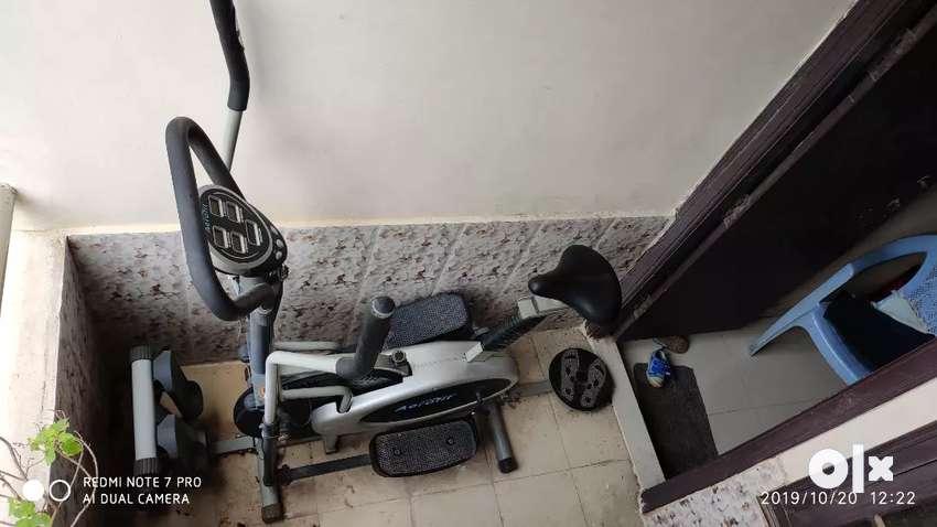 Aerofit multipurpose exercise machine 0
