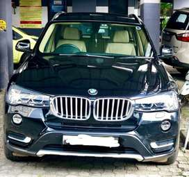BMW X3 xdrive-20d xLine, 2016, Diesel
