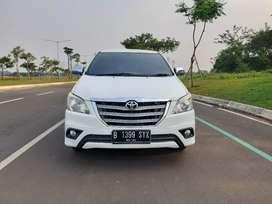 Toyota Innova G 2014 TDP mulai 21 jt