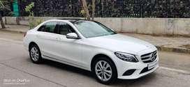 Mercedes-Benz New C-Class Progressive C 200, 2020, Petrol