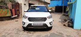 Hyundai Creta 1.6 CRDi AT S Plus, 2016, Diesel