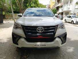 Toyota Fortuner Sportivo 4x2 Automatic, 2017, Diesel