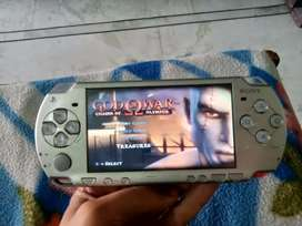 Psp good condition with wifi 3001 model