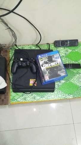 PS4 gamming