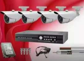 Agen layanan pasang camera CCTV 2mp bergaransi
