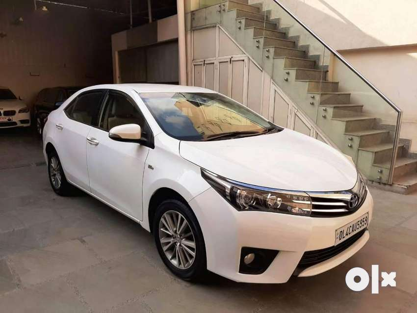 Toyota Corolla Altis 1.8 VL AT, 2016, Petrol 0