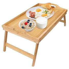 Small Wooden Folding Table,