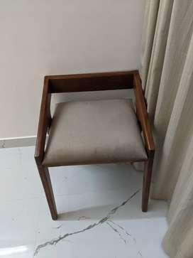 Single Chair Teak