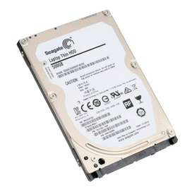 laptop 500 and 750 gb hard disk for sale