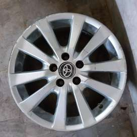 15 inches Alloy Rims