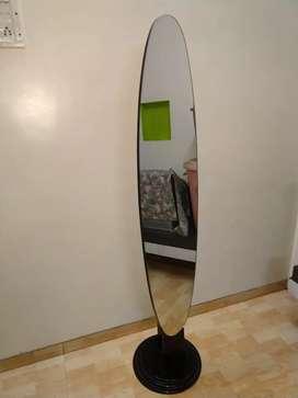 5.7' ft long standing mirror