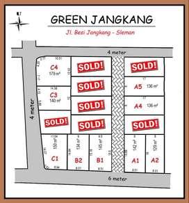 Spektakuler! 12 x BAYAR 0% Tanah Green Jangkang dekat Pintu Tol Jogja