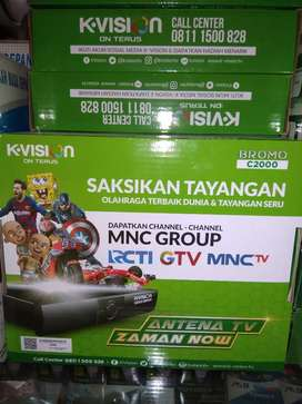 kvision antena tv jaman now