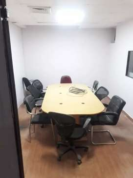 Office For Rent in Noida 1cabin & conference, Reception 15 seat