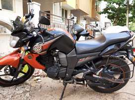 Yamaha bike for sale.. very good maintenance and condition