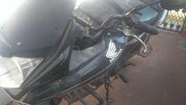 2012 Honda stunner rs.12000/- only