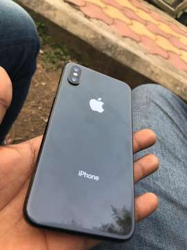 Iphone  X 64gb Clean Condition