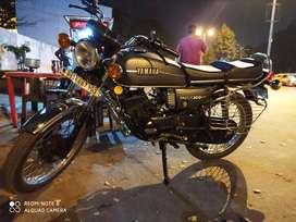 Yamaha RX 100 nice modified new condition