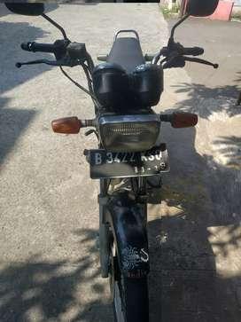 Merek sepeda motor tipe RX-King tahun 2004